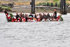 Paddle To Swinomish 2011