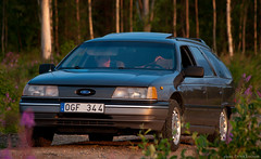Ford Taurus Wagon 1989