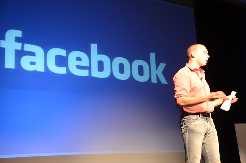 Facebook at Mozcon - Alex