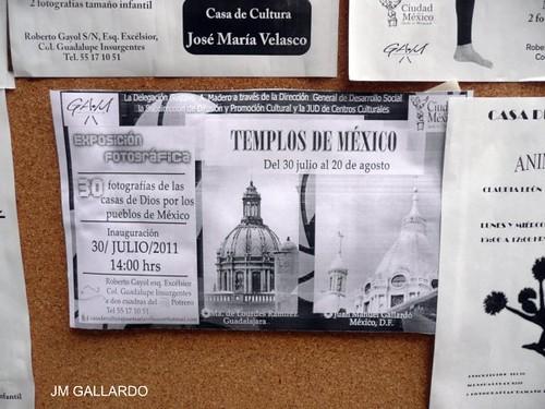 Mexico DF - El tablon de los anuncios