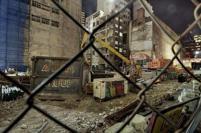 melbourne demolition
