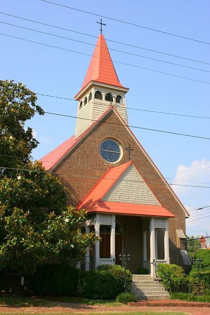 Church of the Messiah - Pulaski, TN