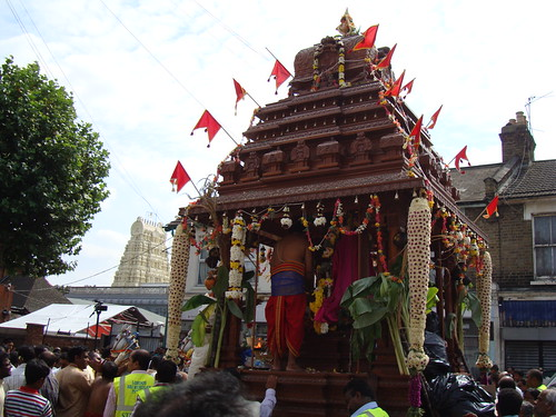 London Sri Murugan temple