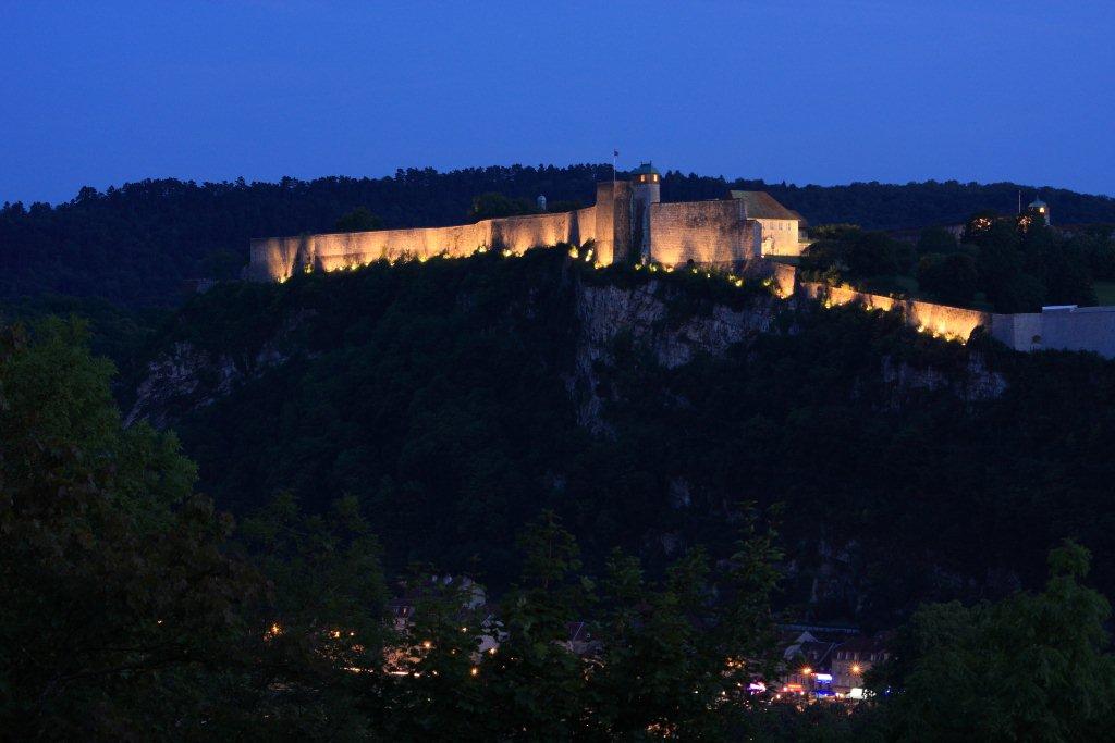 La citadelle de besan on st phane gavoye - Point p besancon ...