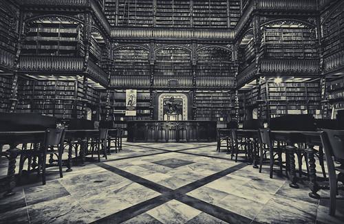 Royal Portuguese Reading Chambers/Gabinete Real de Leitura Portugues
