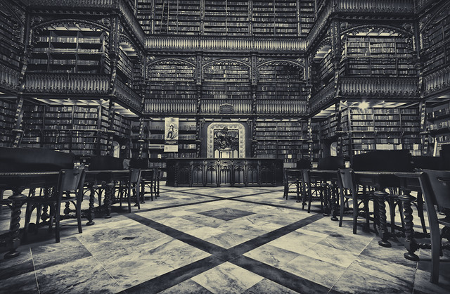 Royal Portuguese Reading Chambers/Gabinete Real de Leitura Portugues