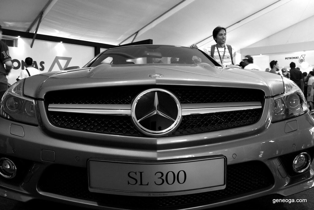 SL 300 Mercedes