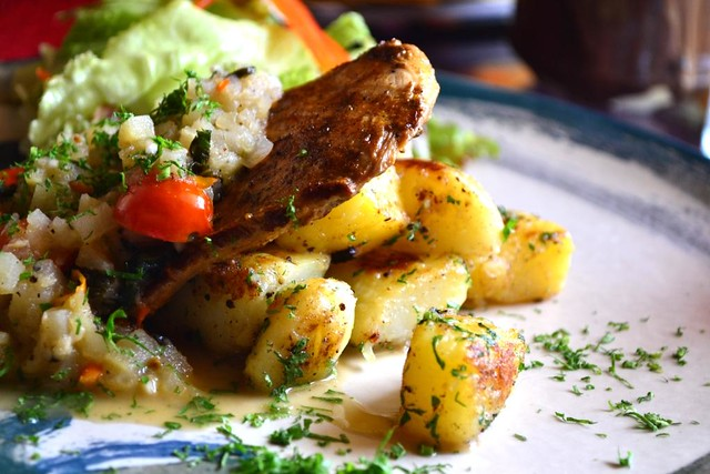 The Mediterranean grilled Chicken. | Flickr - Photo Sharing!