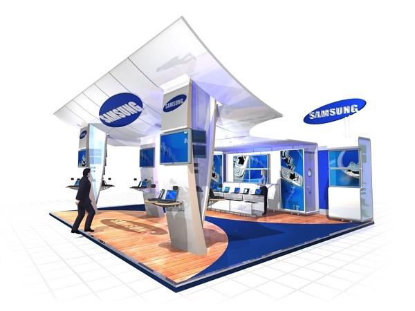 Exhibition Stand Design App : Samsung bett exhibition stand design flickr photo sharing