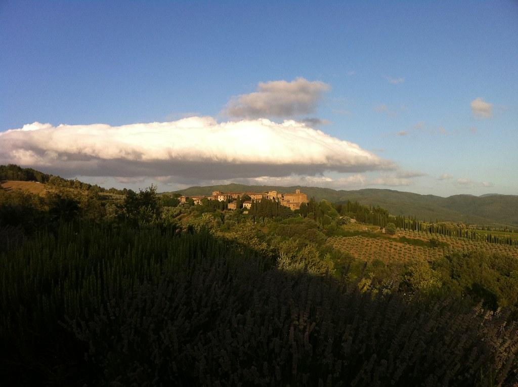 Camping Orlando in Chianti in Cavriglia  Italië  ACSI