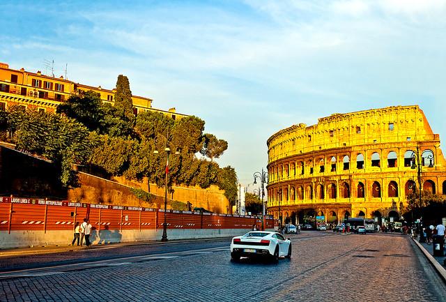 Italian pride and marvel