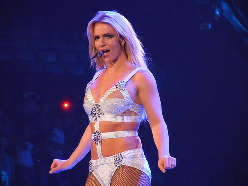 Britney Spears - Femme Fatale Tour (Toronto) by hnkkk