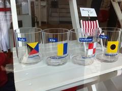 Flag glasses I