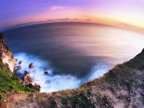 ocean bali cliff fish eye beach indonesia surf olympus fisheye uluwatu e3 pura samyang