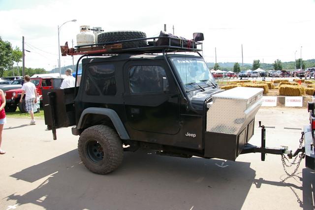 Model The Luxury Action Camper Jeep  Joy Enjoys
