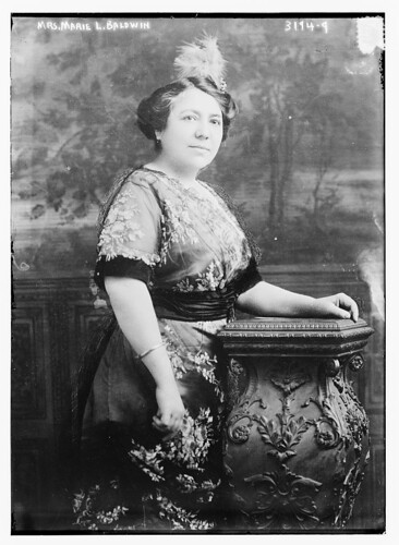 Mrs. Marie L. Baldwin (LOC)