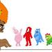 Yo Gabba Gabba by Panderbair