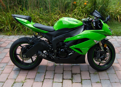 2009 Kawasaki Ninja ZX6R