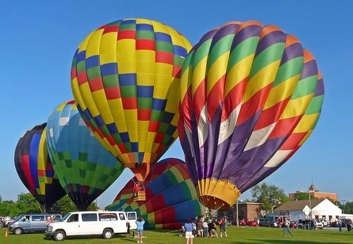michigan hotair balloon panasonic liftoff traversecity ballooning grandtraverse balloonclassic us31 fz18 jimflix