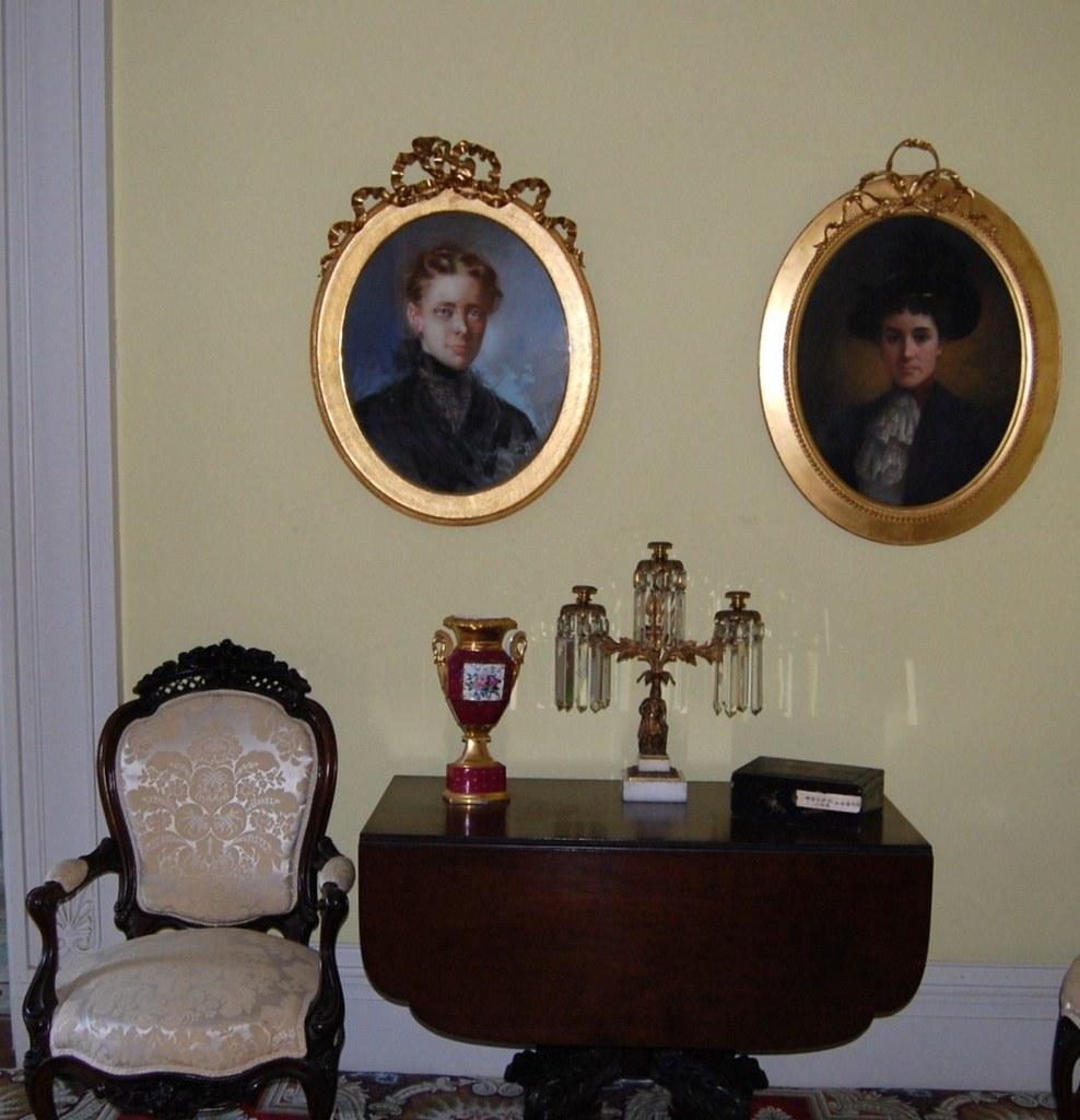 Rose Hill Mansion - Front Parlor / Formal  Parlor