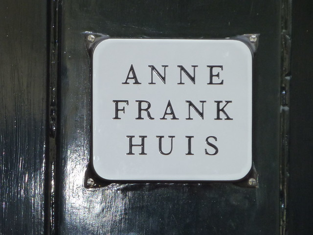 Anne Frank House from Flickr via Wylio