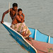 Friendly Boat Staff - Khulna, Bangladesh