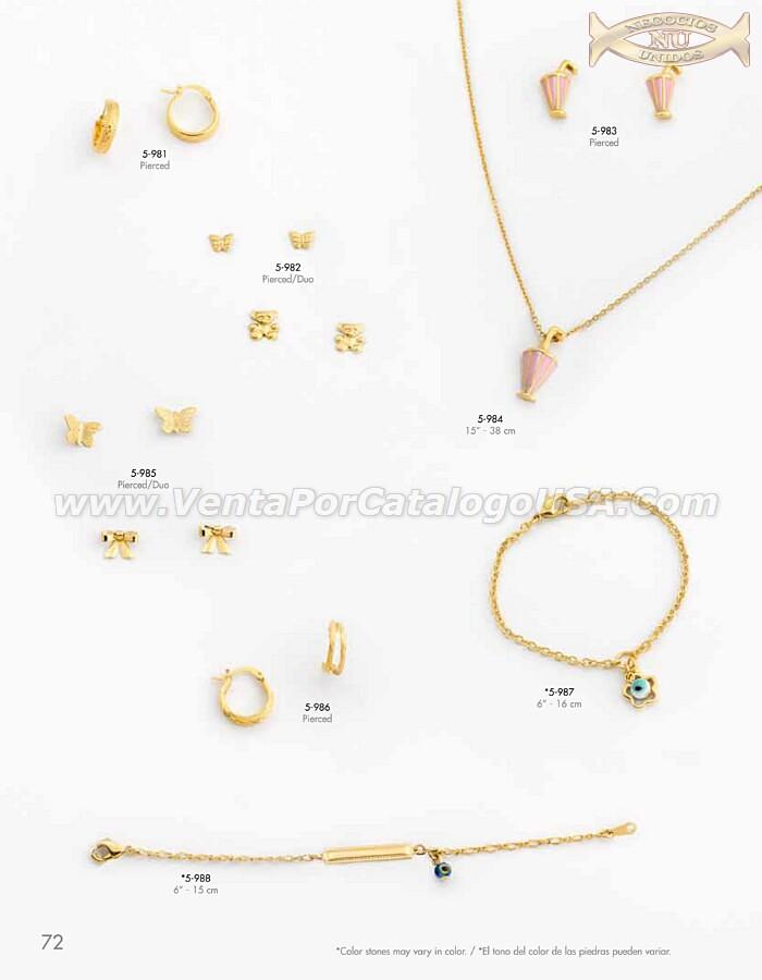 76179d5ee1e7 ... Trabajo en Casa Collares Trendy Jewelry Aros Matrimonio Venta por  Catalogo Unic Negocio en Internet