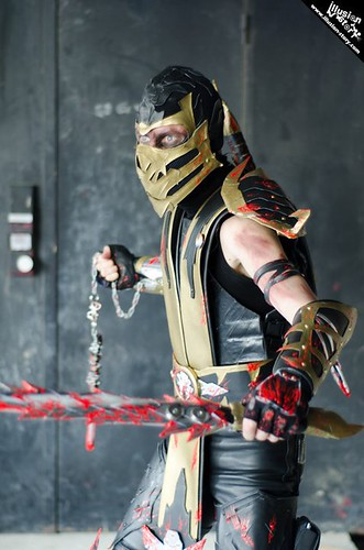 Cosplay Mortal Kombat Japan Expo & Comic Con 2011 (18)