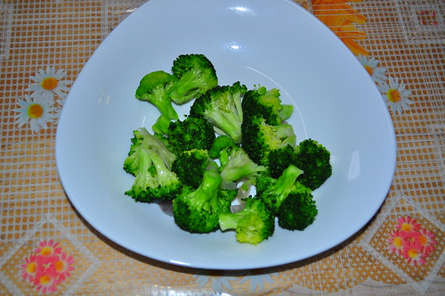 MY FAVE BROCCOLI