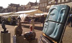 phonecam: op de Keramiekmarkt in Delft