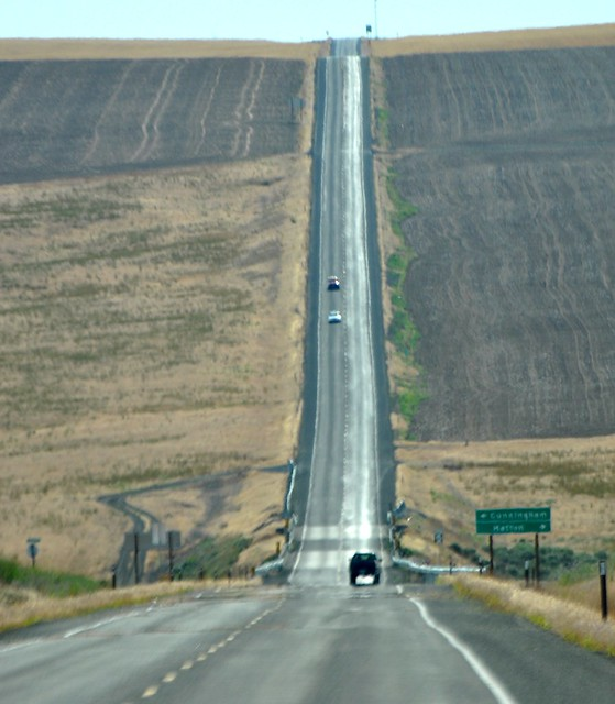 long straight road - photo #38