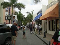 Front Street, Philipsburg, St Maarten Feb 2008