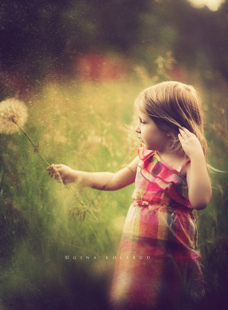 Summer - Beautiful Portraits of Kids