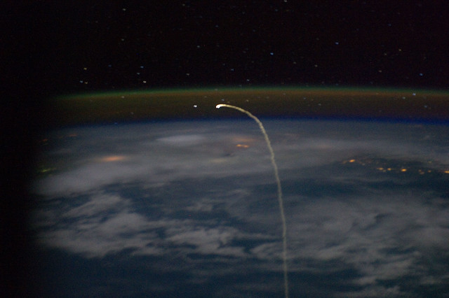 Atlantis Goes Home: The Series (NASA, International Space Station, 07/21/11)