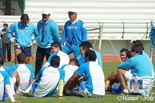 SONY DSC Imágenes Exclusivas Puebla FC listo para enfrentar a Atlas por LAE Manuel Vela 40