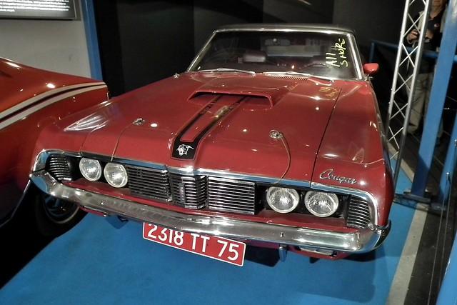 1969 Mercury Cougar Xr7 Cj428 Convertible James Bond