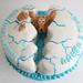 Ice Age themed cake by designacupcake.co.uk
