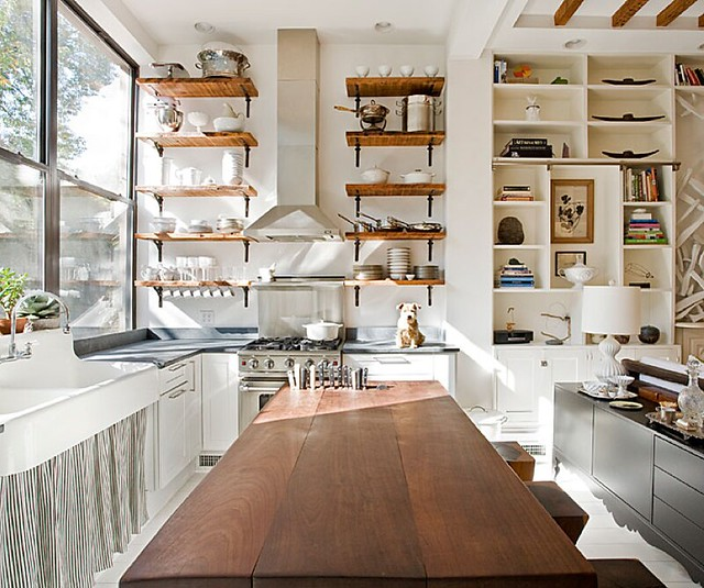 The brooklyn home company emily gilbert eclectic vintag for Modern kitchen designs brooklyn ny
