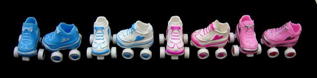 Licca skates