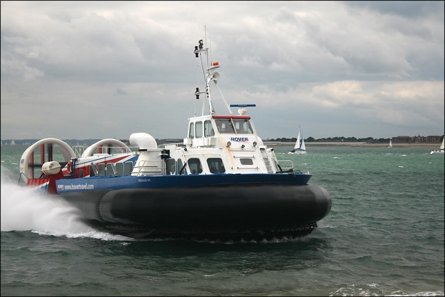 Hovertravel Hovercraft