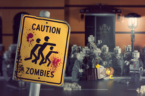 Zombie Warning (Too Late!)