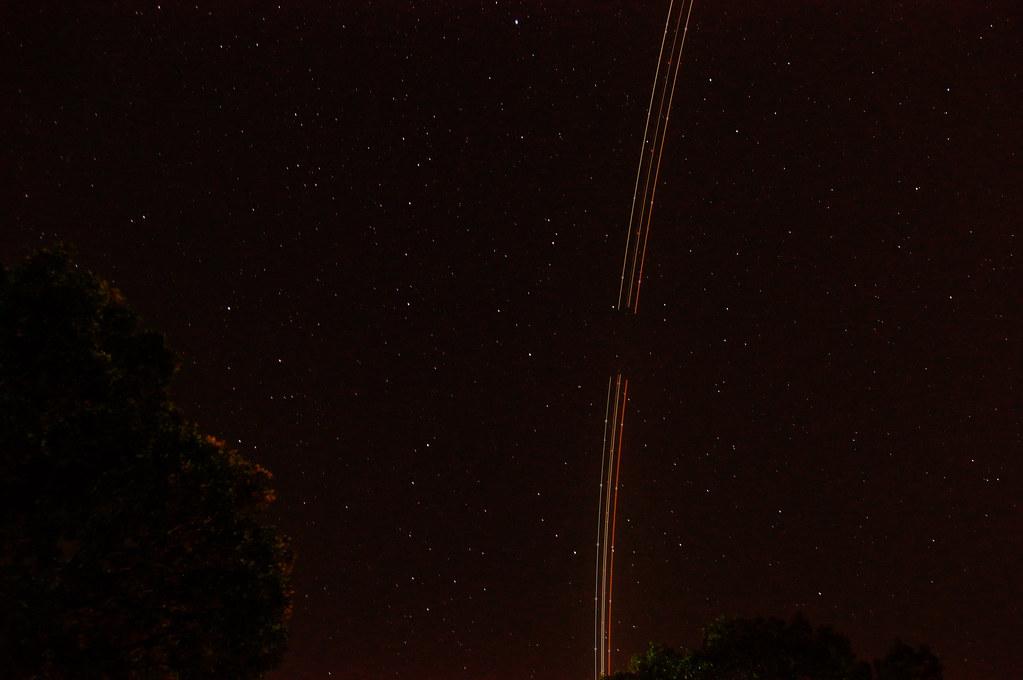 210/365: Friday, July 29, 2011: (No) Delta Aquarid Meteor Shower