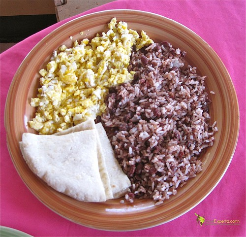 Top 10 Dishes of Central American Food to Try - nicaragua gallo-pinto