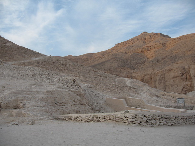 Valley of the Kings, Thebes