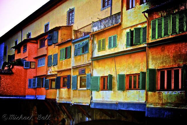 The Weathered Ponte Vecchio