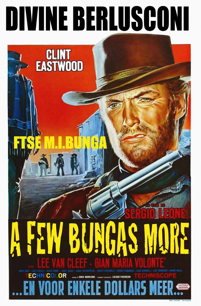 A FEW BUNGAS MORE