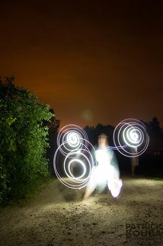 trifecta of spirals!