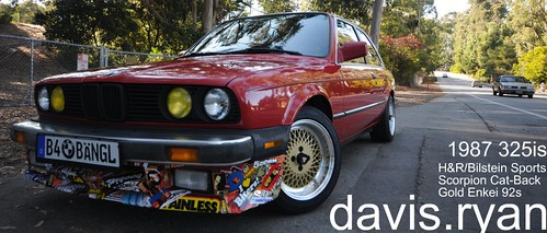 1987 325is san francisco bay area r3vlimited forums for Oak motors san mateo