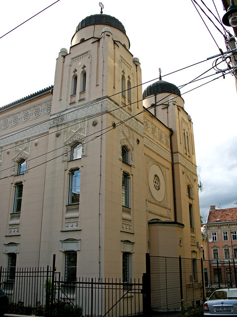 Sarajevo Synagogue/Ashkenazi Synagogue  Flickr - Photo ...
