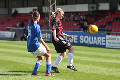 Lewes Ladies v Ipswich Town 14/8/11